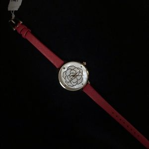 Kate Spade Red Rose Watch